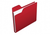 red-folder-vector-icon
